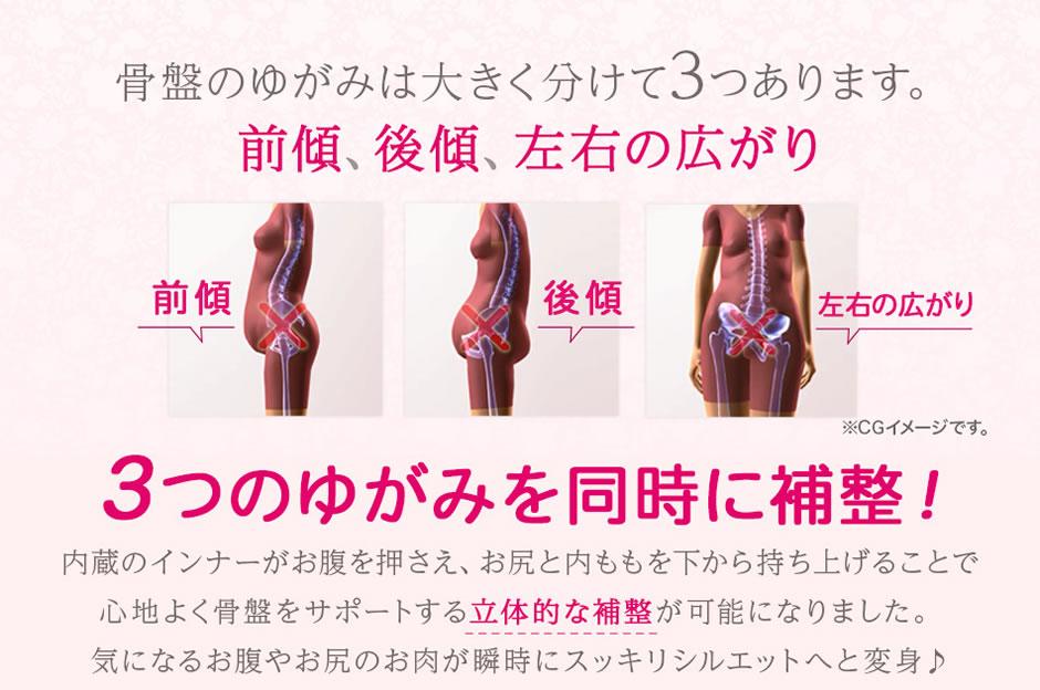 骨盤スタイルアップクロップドパンツ 芦屋美整体の商品説明