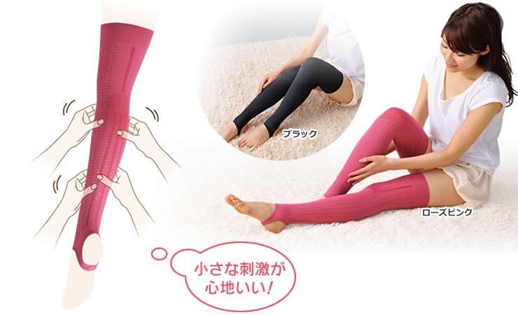 桜香純子の桜香流セルスルーエステ レッグシェイプ