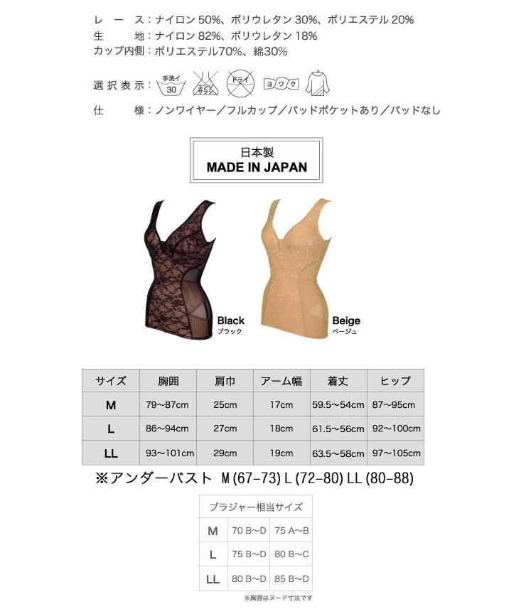 土井千鶴のリフトアップロングシェイパー リニューアル